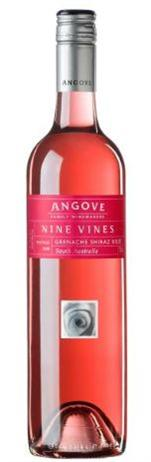Angoves Nine Vines Rose